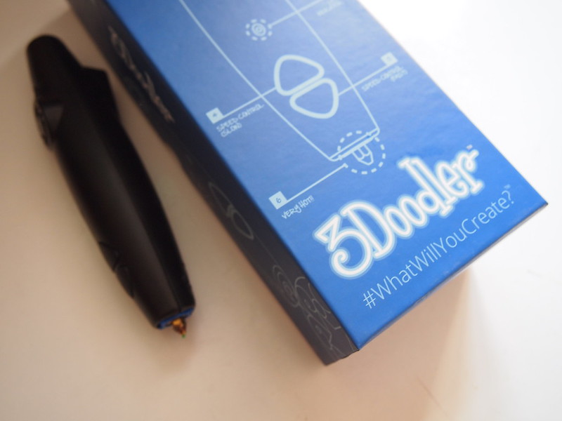 3Doodler: Drawing Hinges and Moving Parts with a 3D extrusion pen