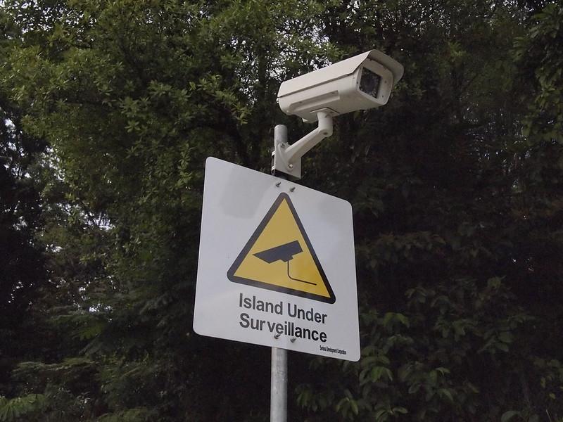 Sentosa: Island under surveillance
