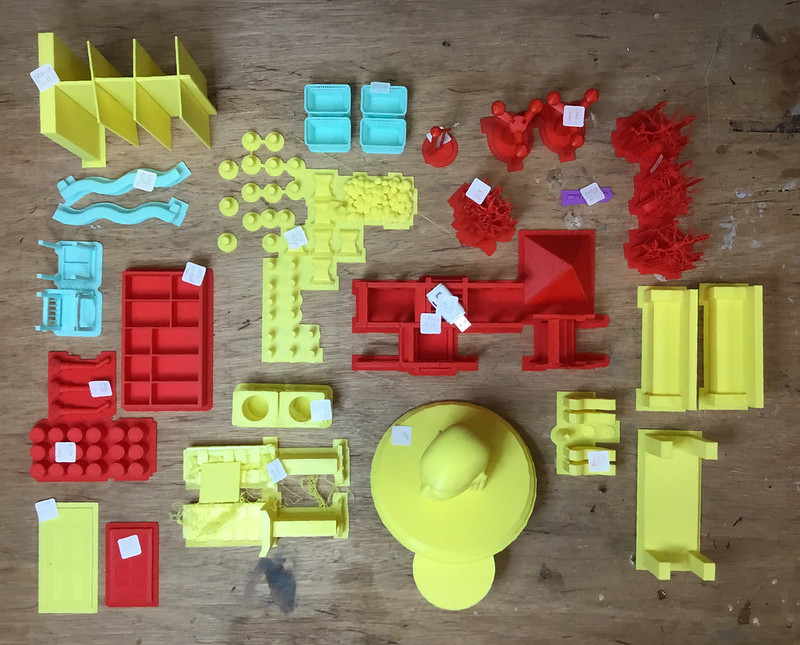 Lessons in 3D Printing: Raft Vs Brim Vs Skirt