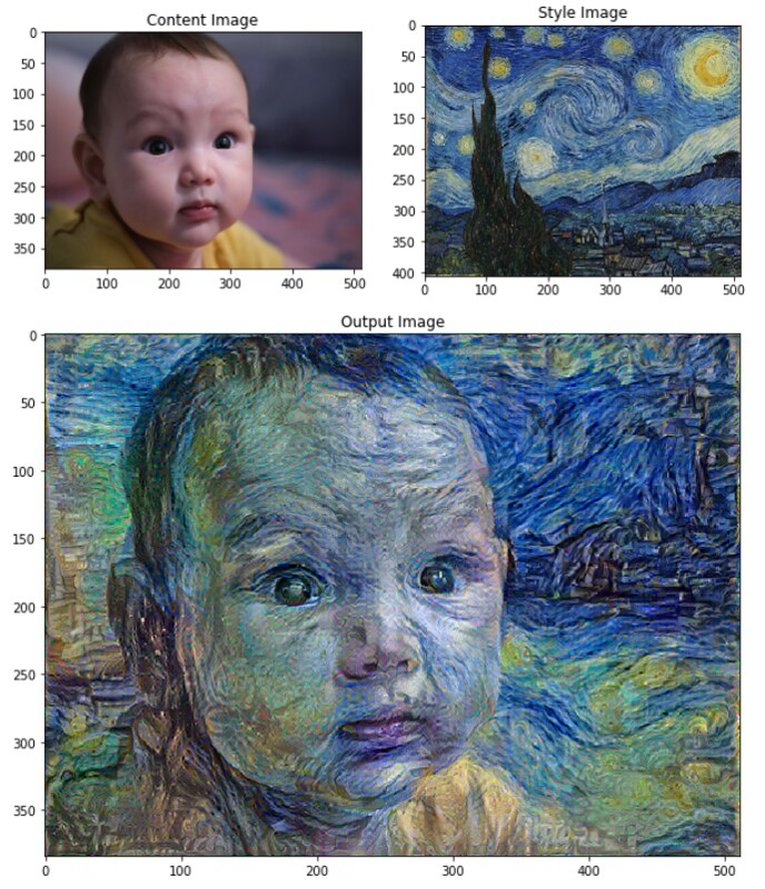 Neural Style Transfer with Eager Execution - Colab4