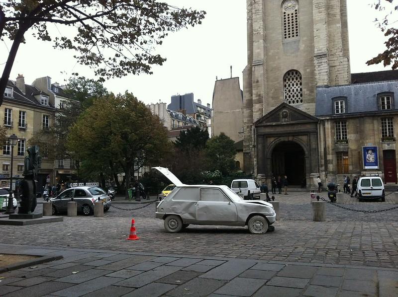 Literature and Luxury in Saint-Germain