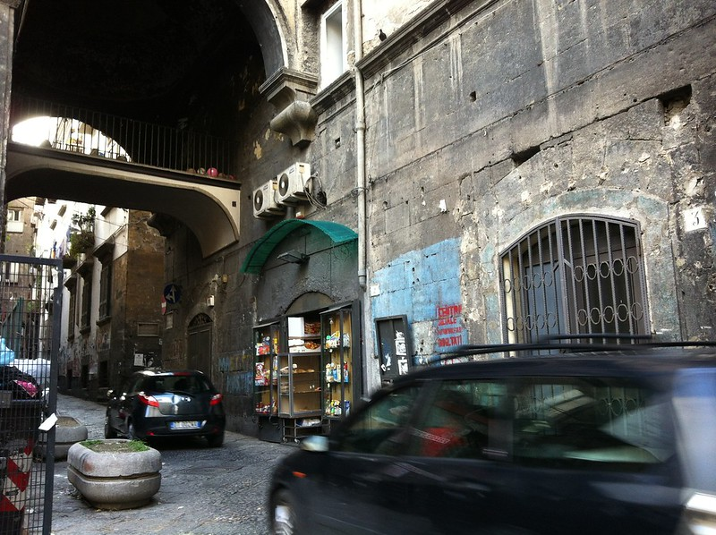 The Cars of Napoli