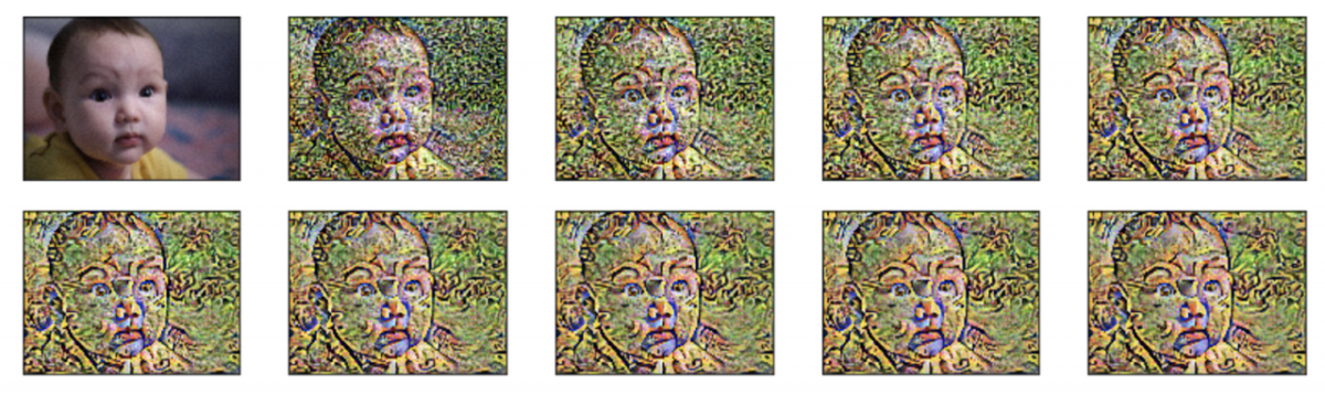 Playing around with Jupyter Notebook, Sketch RNN & Neural Style Transfer