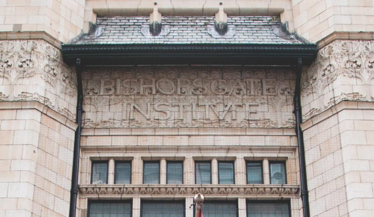 A Visit to the Bishopsgate Institute Library